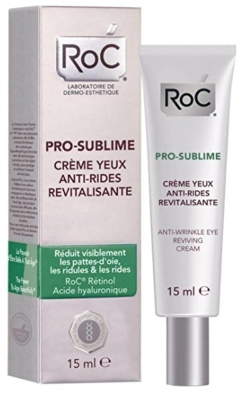 Roc Pro-Sublime Göz Krem 15 Ml Renksiz